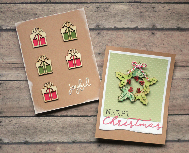 The craft patch handmade christmas card ideas for Christmas ideas for christmas cards