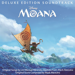 Moana (Original Motion Picture Soundtrack) (Deluxe) (2016) - Album Download, Itunes Cover, Official Cover, Album CD Cover Art, Tracklist
