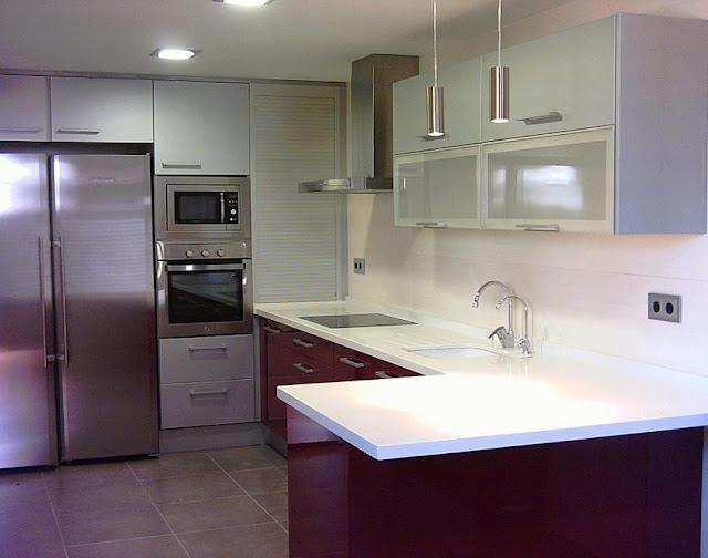 Los complejos rincones de la cocina cocinas con estilo - Disenar tu cocina ...