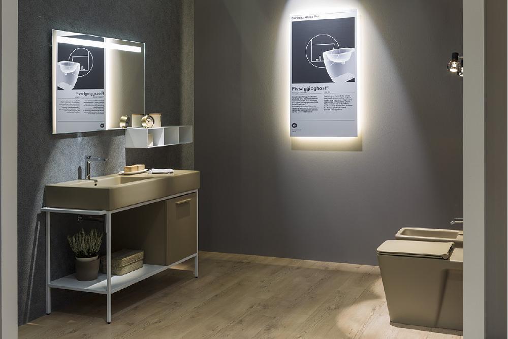 Ceramica globo a cersaie nuove soluzioni per tutti i tipi di bagno blog di arredamento e - Tipi di bagno ...