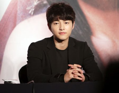 Foto Song Joong Ki