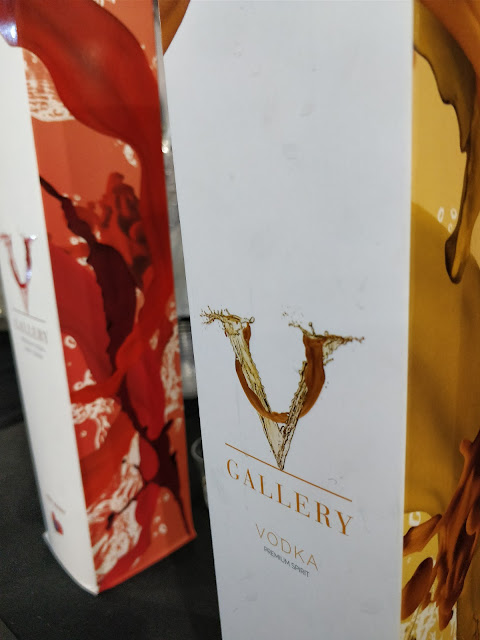 Gallery flavoured Italian vodka