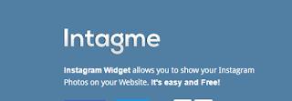 Cara Memasang Widget Instagram Di Blogger