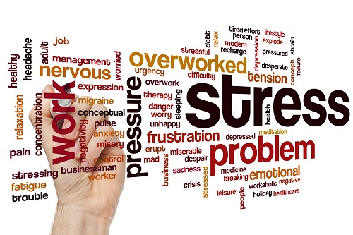 Stress and problems - solutions