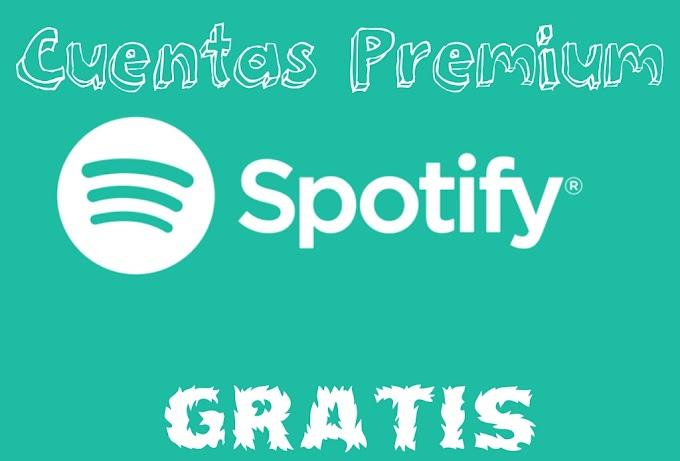 Cuentas de spotify premium Gratis Agosto 2017