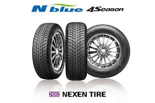 Nexen Tire, vencedor de la prueba de neumáticos 'all season' de ADAC