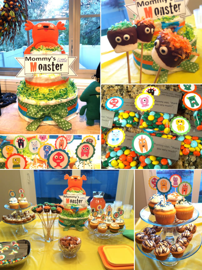 Baby Shower Food Ideas: Baby Shower Ideas October