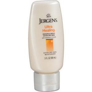 Dưỡng ẩm da khô Jergens Ultra Healing & trị nứt gót chân của Mỹ