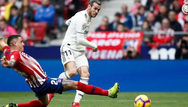 Menang Derby Madrid, El Real pangkas Poin Dengan Barca