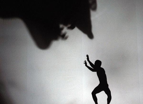Sombras - Oscuros parásitos se alimentan de tus emociones.