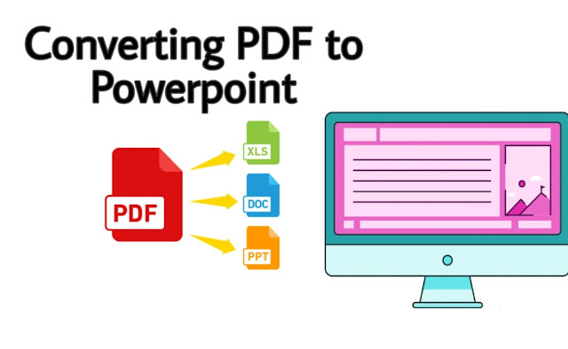 Converting PDF to PowerPoint