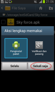 Cara Instal Game Apk Dan Data Obb di Android