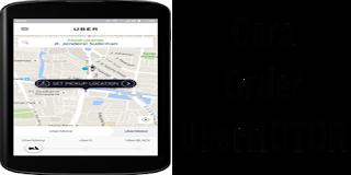 Cara Order Uber Motor Langsung Dari Aplikasi Uber Di HP