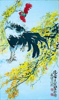 Современная китайская живопись