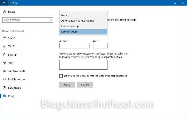 Hướng dẫn ẩn địa chỉ IP khi lướt Web