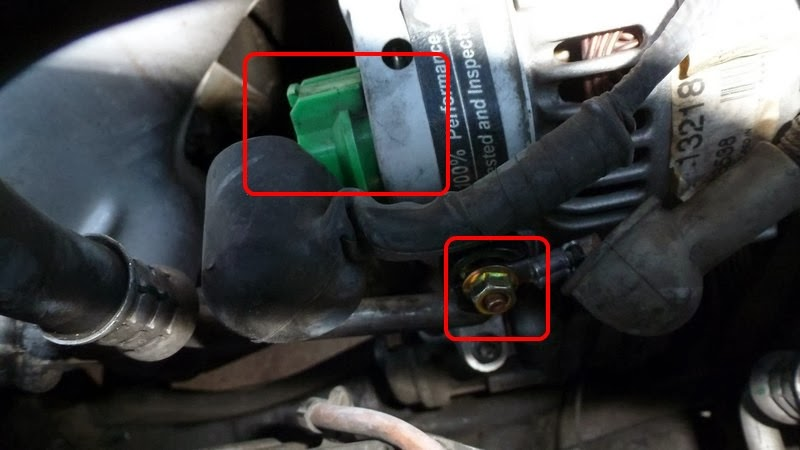 How To Repair Honda Odyssey Alternator