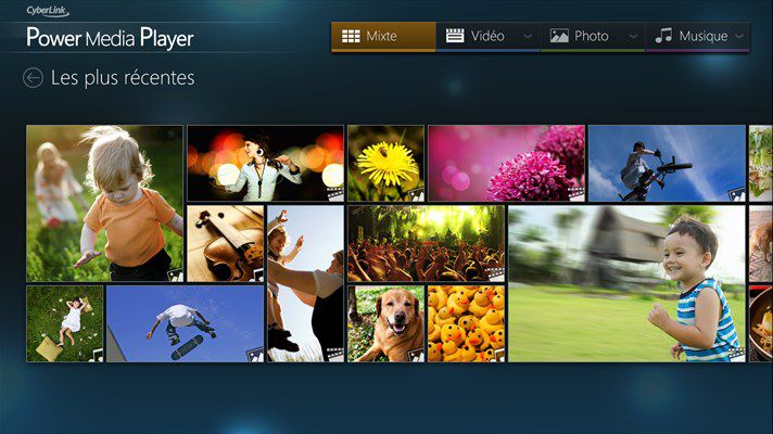 "Power Media Player Pro is the software called Power DVD Mobile for Android devices by the well-known studio called ""CyberLink"" is supplied and $ 4.99 goes on sale."