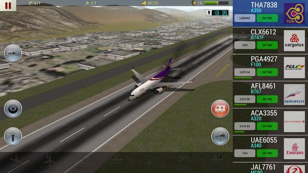Download Unmatched Air Traffic Control V5.0.3 Apk Mod Unlimited Money For Android 2