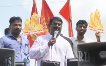 Seeman Slams Dravidian Parties