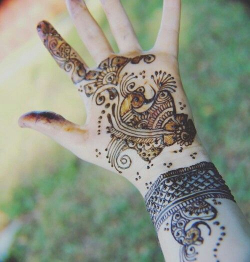 40 Beautiful Peacock Mehndi Designs To Try In 2017 Bling Sparkle
