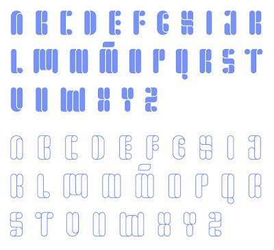 La Fuente Que Da Vida La Tipografía Que Da Agua Pixel Creativo