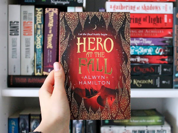 Hero at the Fall von Alwyn Hamilton