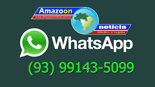 O AMAZOON NOTÍCIA  entra no Whatsapp