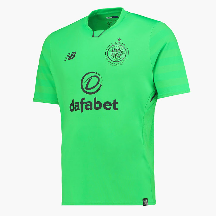 new concept a5210 40ee9 New Balance Celtic 17-18 Third Kit Released - Footy Headlines