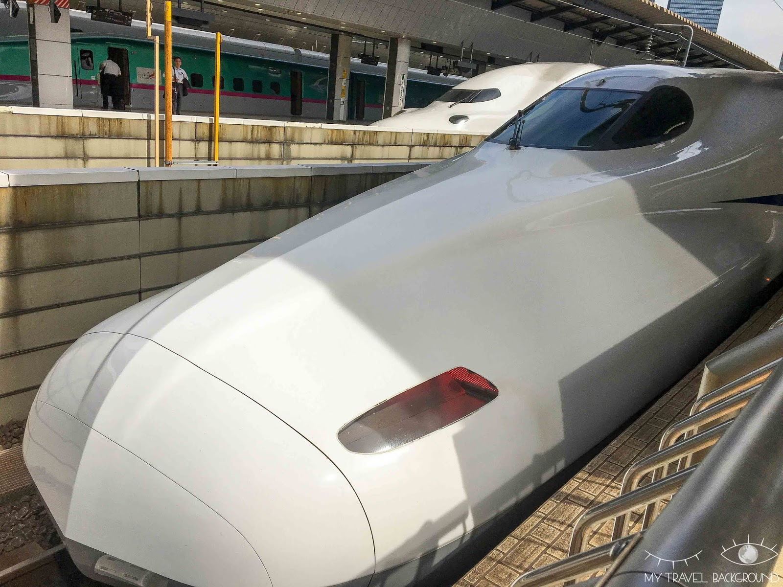 My Travel Background : mon road trip de 14 jours au Japon : itinéraire & infos pratiques - Shinkansen