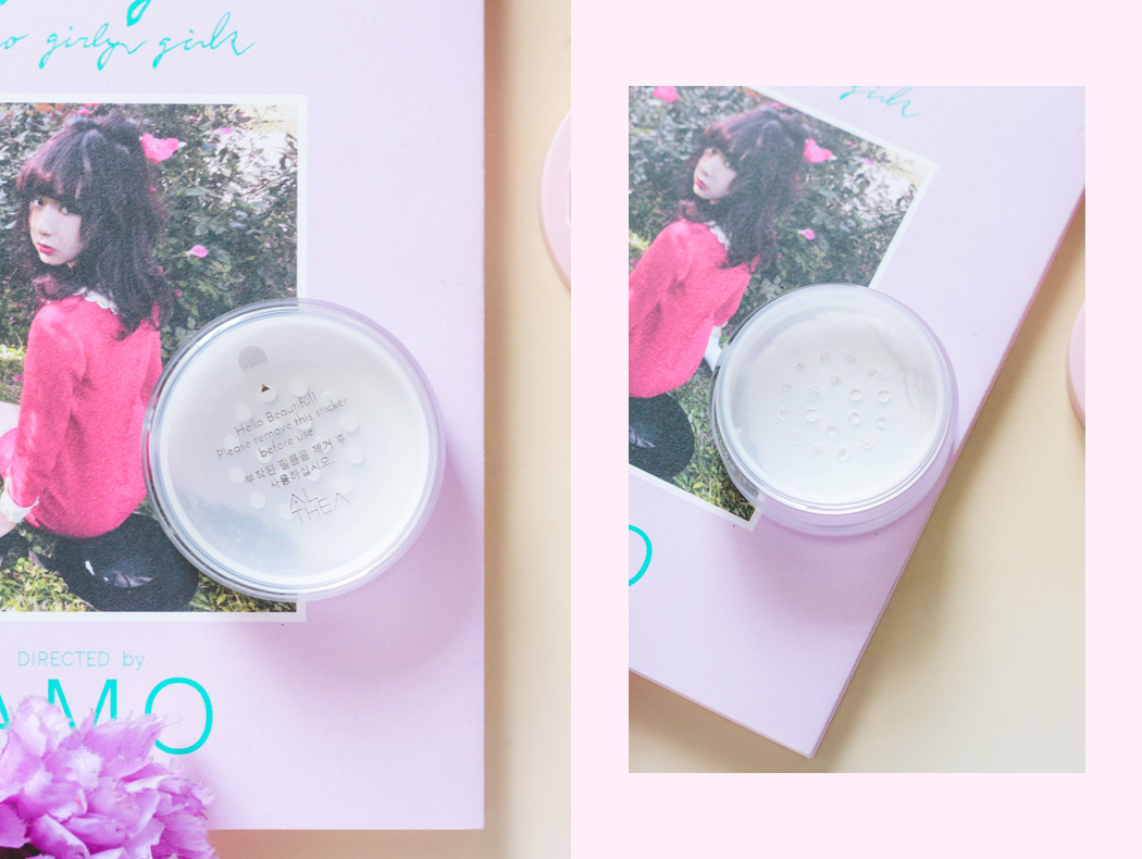 Althea Petal Velvet Powder Review | chainyan.co