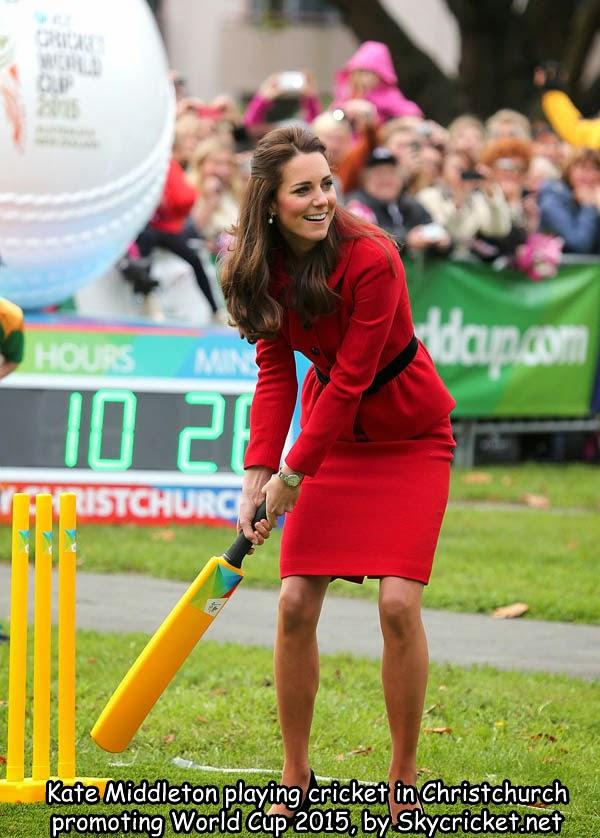 Kate Middleton New Zealand Tour