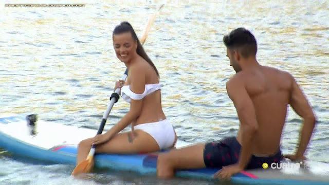 Maira MYHYV, en bikini (17/09/18)