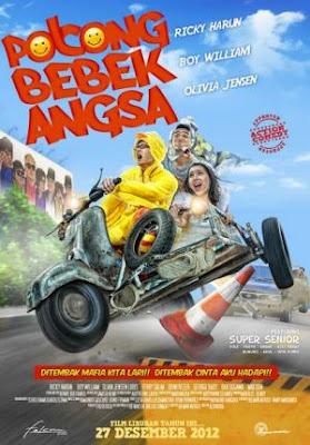Potong Bebek Angsa Poster