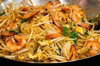 Du lịch Thái lan ăn gì