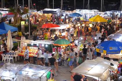 Jenis-Jenis Pasar yang Ada di Indonesia