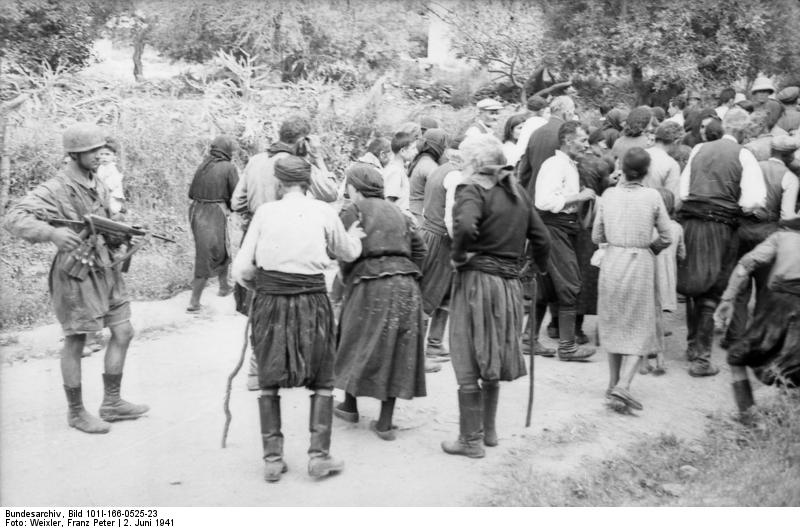 Nazi atrocities in Crete: Murdering civilians, women and