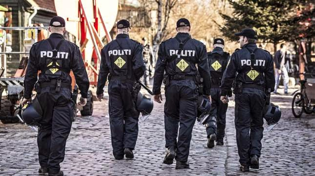 Nya polistillslag i christiania