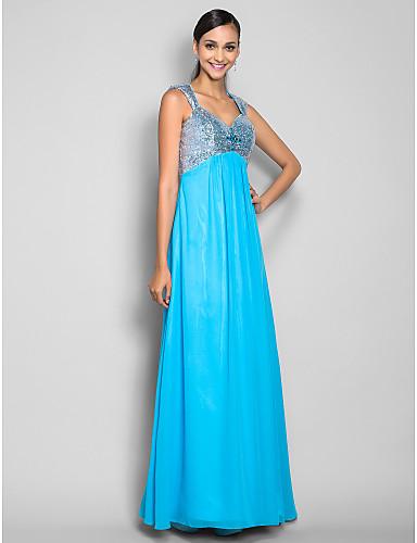 vestidos de fiesta en lentejuelas largos