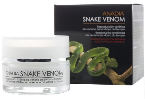 crème snake venom