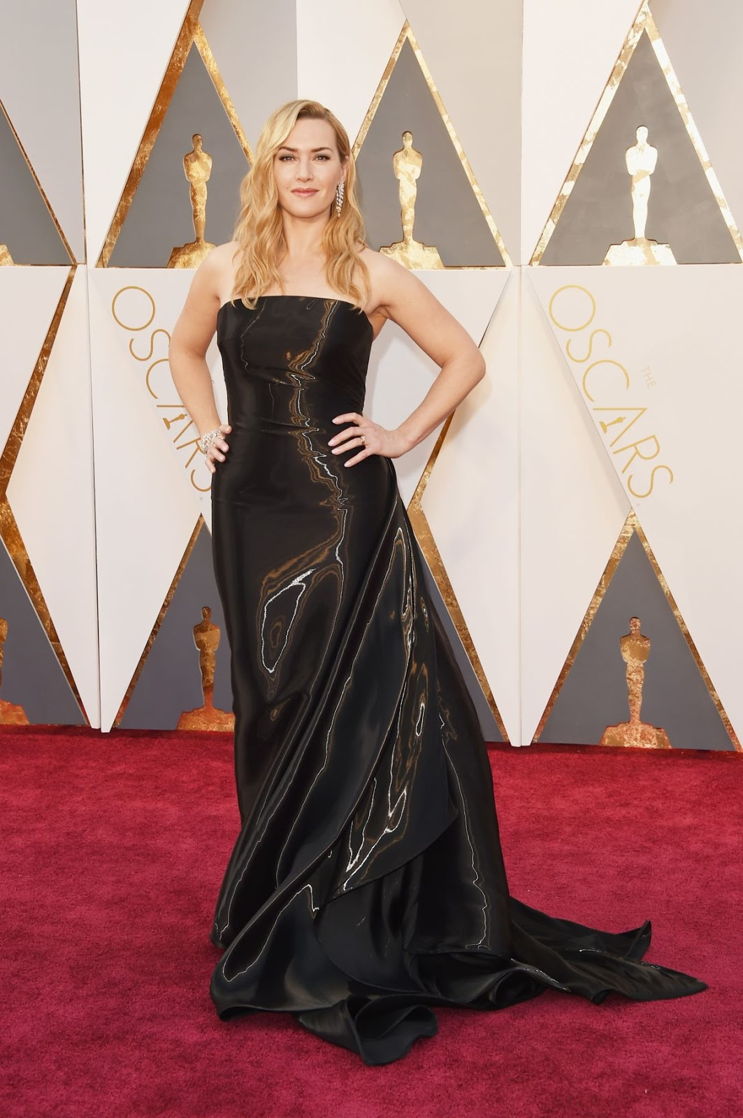 Titanic Couple Kate Winslet & Leonardo DiCaprio at 88th Annual Academy Awards HD Photos