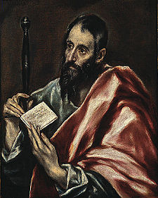 Sant Pau. El Greco