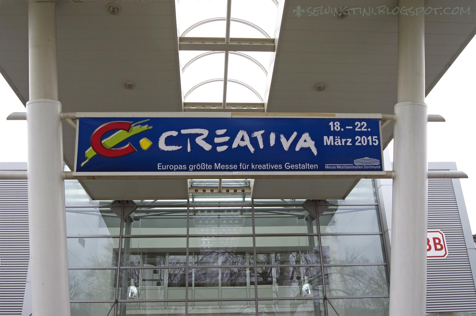 Creativa 2015 - Teil 1