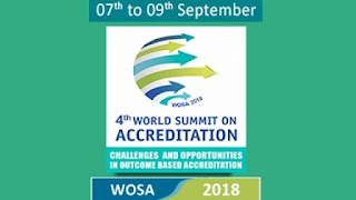 WOSA-2018: 4th World Summit