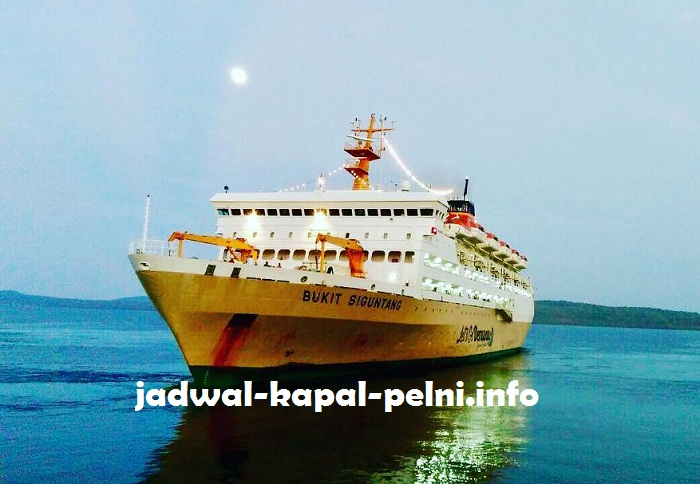 Jadwal Kapal Km Bukit Siguntang Bulan Januari 2021 Jadwal Kapal Pelni