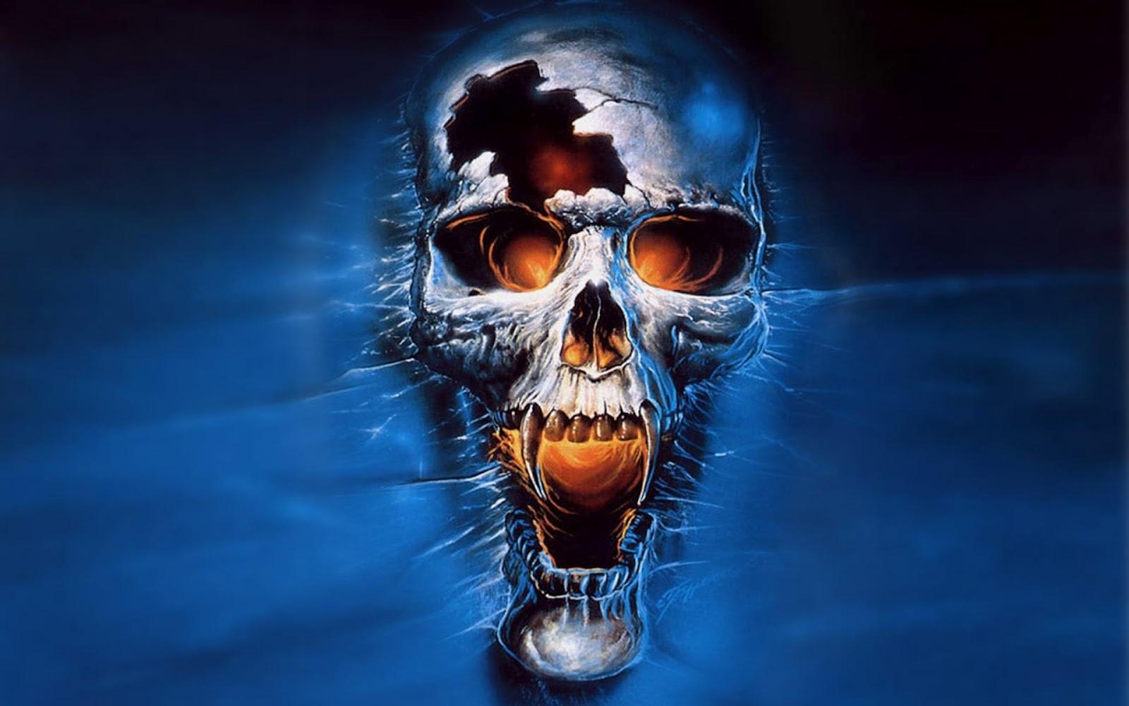 Skull 3d Wallpaper: 3D Skull Wallpapers