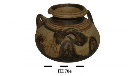 Ανασκαφική έρευνα στα Τρίκαλα αποκάλυψε εισαγωγή αγγείων του 1500 π.Χ από την Αργολίδα