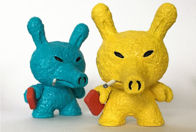 Quasidunny Resin Figure by Chauskoskis