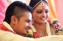Malaysian Indian wedding POOBALAN (coco) Weds LALITHAMBIGAI