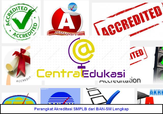 Download Perangkat Akreditasi SMPLB dari BAN-SM Lengkap