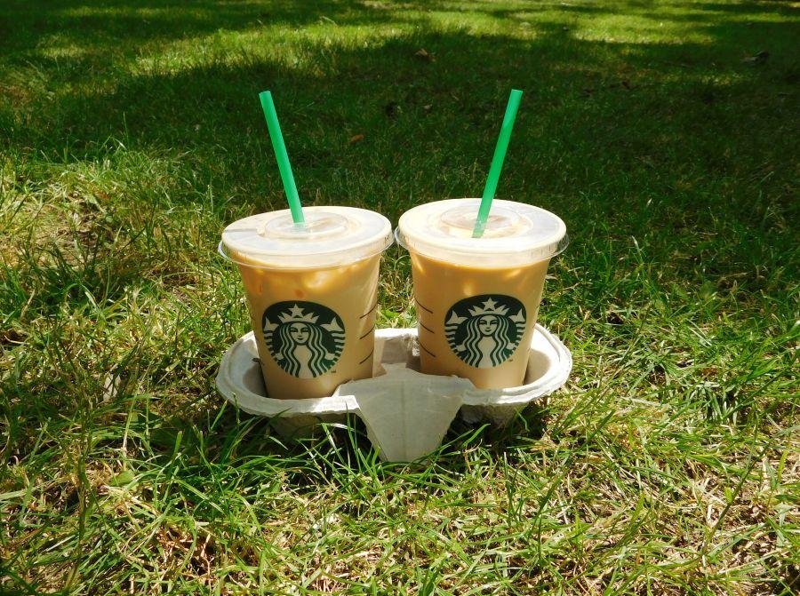 ice latte starbucks